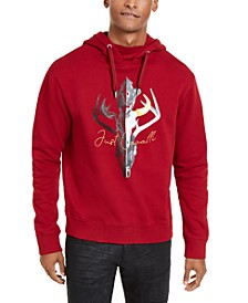 Men's Horns Graphic Hoodie