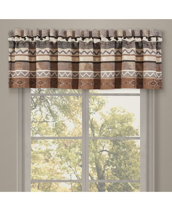 J Queen New York - Jqueen Timber Window Straight Valance