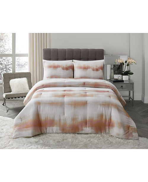 Vince Camuto Home Vince Camuto Como Twin Extra Long Comforter Set