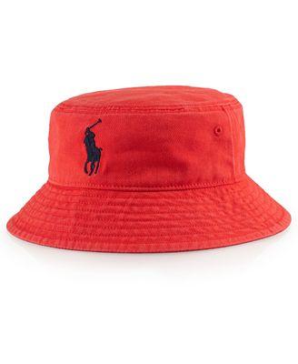 Ralph Lauren Baby Boy Bucket Hat - Hat HD Image Ukjugs.Org 1ecbc89f84c