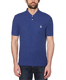 Men's Donegal Daddy Regular-Fit Piqué Polo Shirt