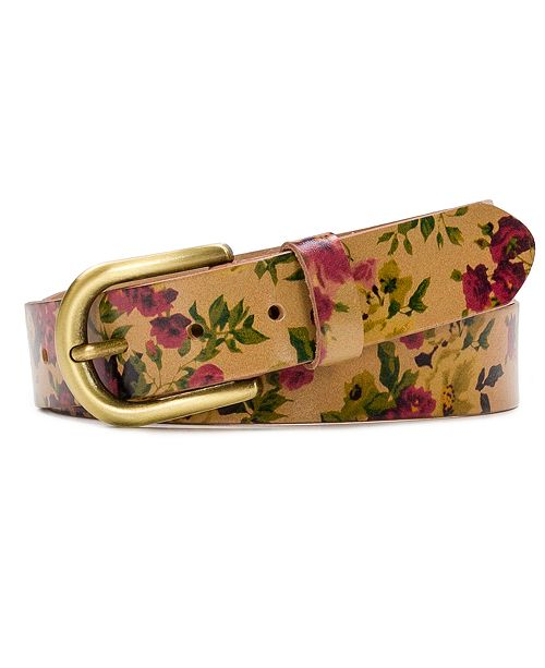 Patricia Nash Antique Rose Belt