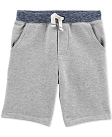 Little & Big Boys Cotton Pull-On French Terry Shorts