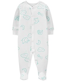 Baby Printed Coverall