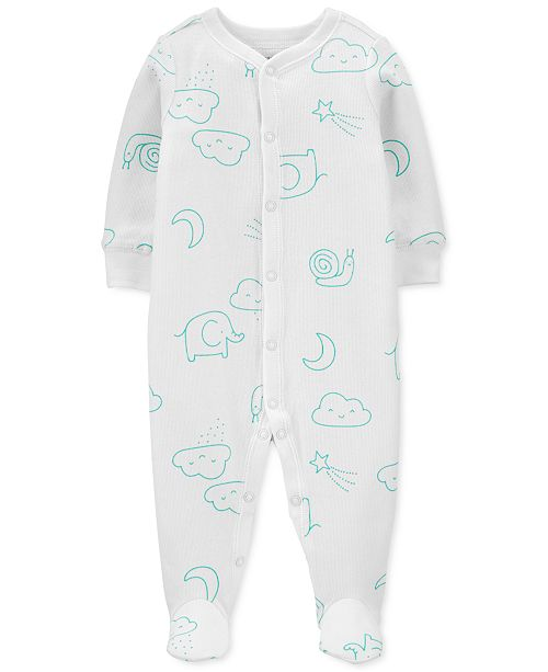 Carter's Baby Printed Coverall