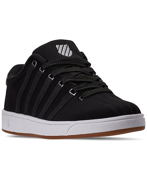 K-Swiss Men's Court Pro II SE CMF Casual Sneakers from Finish Line