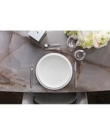 Metro Chic Blanc Dinnerware Collection