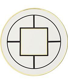 Metro Chic Cake Plate