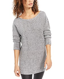 Crisscross-Back Sweater Tunic, Created for Macy's