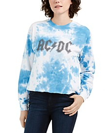 ACDC Tie-Dye Top