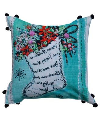 Christmas Stocking Pillow Cover