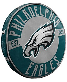 Philadelphia Eagles 15inch Cloud Pillow