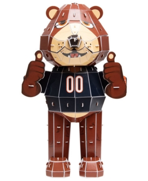 """Chicago Bears 12"""" Mascot Puzzle"""