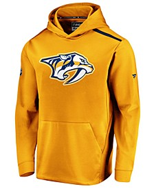 Men's Nashville Predators Authentic Pro Rinkside Hoodie