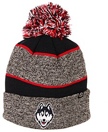 Connecticut Huskies Jackson Pom Knit Hat