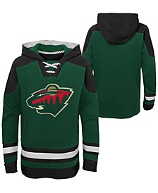 Big Boys Minnesota Wild Ageless Hoodie
