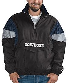 Men's Dallas Cowboys 100th Anniversary Breakaway Pullover Jacket