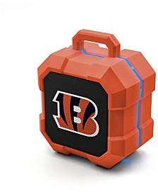 Prime Brands Cincinnati Bengals Shockbox LED Speaker