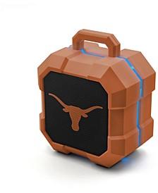Prime Brands Texas Longhorns Shockbox LED Speaker