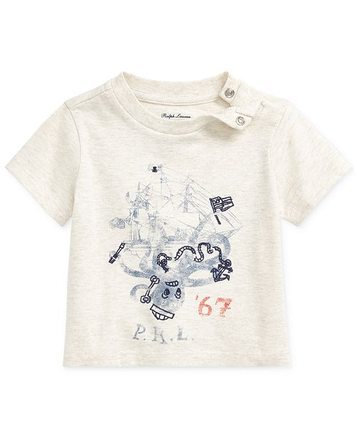 Polo Ralph Lauren Baby Boys Kraken T-Shirt