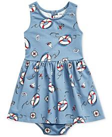 Baby Girls Nautical Dress