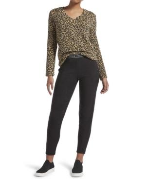 Kendall + Kylie Cheetah Leggings Lounge Set, Online Only