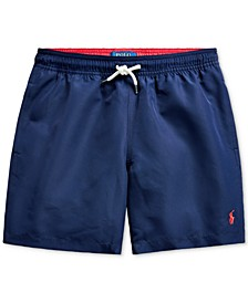 Big Boys Traveler Swim Trunks