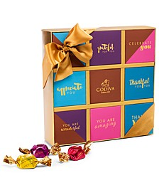 Chocolatier 9-Pc. Thank You Gift Box