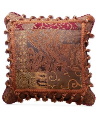 """Galleria 18"""" Square Decorative Pillow"""