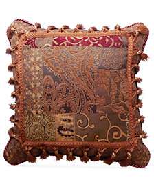 "Croscill Galleria 18"" Square Decorative Pillow"