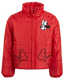 Toddler Girls Minnie Mouse Jacket