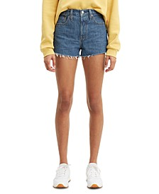 501 Original Jean Shorts