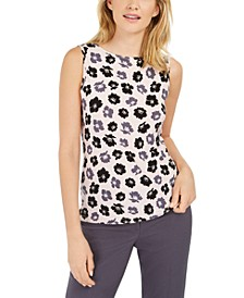 Giverny Floral-Print Top