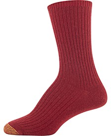 Women's Cashmere-Rib Socks