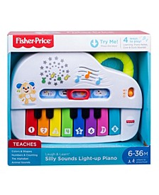Fisher-Price® Laugh & Learn® Silly Sounds Light-Up Piano