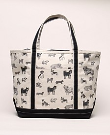 Doggy Love Boat Tote
