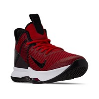 Nike Mens LeBron Witness II Basketball Sneakers Deals