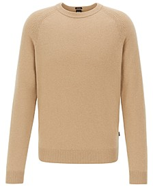 BOSS Men's Benilo Regular-Fit Cashmere Sweater