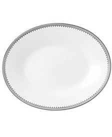 """Dinnerware, Grosgrain Gravy Boat Stand -""""Only"""""""
