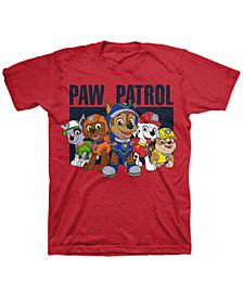 Jem Nickelodeon's® Paw Patrol-Print Cotton T-Shirt, Toddler Boys