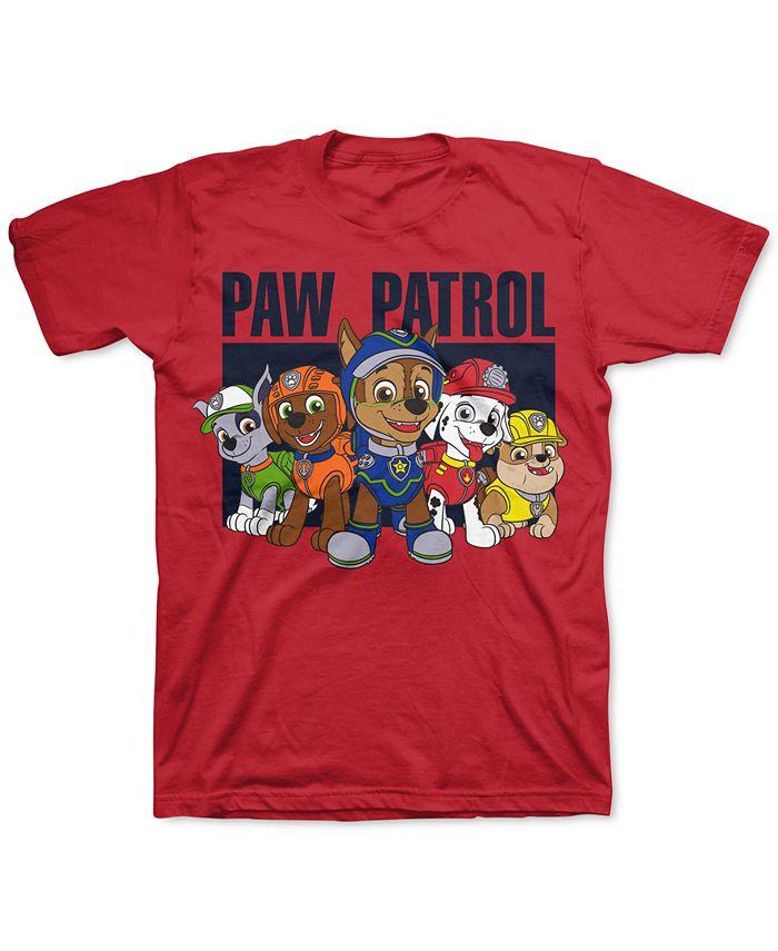 Jem - Paw Patrol-Print Cotton T-Shirt, Toddler, Toddler & Little Boys (2T-7)