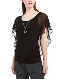 Juniors' Flutter Popover Top