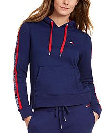 Tommy Hilfiger Sport Logo Hoodie