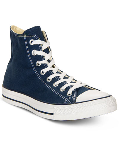 Converse Men's Chuck Taylor High Top Sneakers from Finish Line
