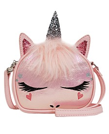 Metallic Miss Gwen Crossbody