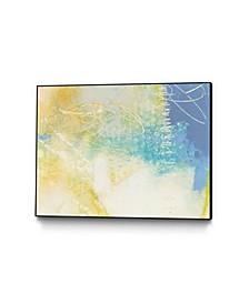 "14"" x 11"" Lux I Art Block Framed Canvas"