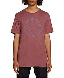 Men's Pin Stone Short sleeve Tshirt