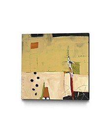 "20"" x 20"" Le Circ II Museum Mounted Canvas Print"