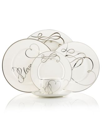 Love Story 5-Piece Place Setting