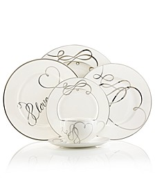 Love Story Dinnerware Collection